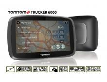 GPS TomTom TRUCKER 6000 LIVE навигация за камиони + доживотно обновяване на картите