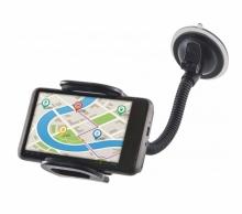 Стойка за GPS навигация и смартфон до 7 инча Defender за кола