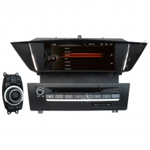 Double din навигация за BMW X1 E84 с WinCE N BX01О, DVD, GPS, 9 инча