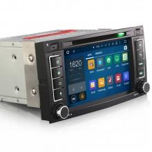 Навигация двоен дин за VW TOUAREG ES3056T, ANDROID, GPS, DVD, 7 инча
