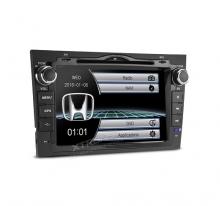 Навигация двоен дин за Honda CRV 2007- 2011 PF81CVHS, GPS, DVD,WinCE, 8 инча