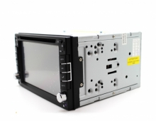 Мултимедия двоен дин ATMTK02 GPS, DVD, Радио плеър, 6.2 инча