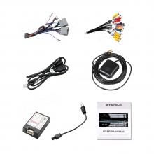 Навигация двоен дин за JEEP / DODGE / Chrysler PF61WRJS, WinCe, GPS, 7 инча