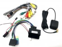 Навигация двоен дин за VW SEAT SKODA VW0702W GPS, DVD, WinCE, 7  инча
