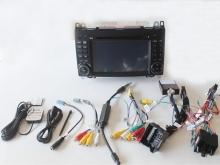 Вградена навигация за Mercedes W164 W245 с Android 7.1 BZ0703 , GPS, DVD, 7 инча