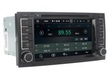 Навигация двоен дин VW Transporter Touareg с Android 8.1 VW0708A81, GPS, WiFi, DVD, 7 инча