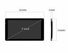 GPS навигация за кола четириядрена LEOS ROAD MASTER 7, Android 6, WIFI, 16GB, Bluetooth