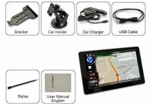 GPS MEDIATEK E5 256MB RAM - 5 инча, КОЛА-КАМИОН