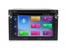 Специализирана мултимедия  за PEUGEOT 307 (02-10) с Android 10 PE7340H GPS, WiFi,DVD, 7 инча