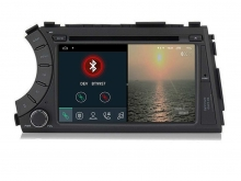 Специализирана мултимедия  за SSANGYONG Kyron Actyon (05-13) с Android 10 S4000H GPS, WiFi, DVD, 7
