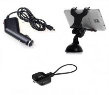 5в1 4G Таблет + GPS навигация + Цифрова телевизия + Телефон + DVR Prestigio Q Mini - 7 инча