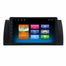 Мултимедийна навигация за BMW E39 / E53 BMWMTK8227A, 1GB, 9 инча, Android 10