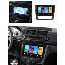 Мултимедия двоен дин за Mercedes W211 BZ9MTK8227A, 9 инча, 1GB, Android 10