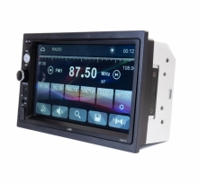 Универсална навигация двоен дин PNI V8270, MP5 GPS, Bluetooth, 7 инча