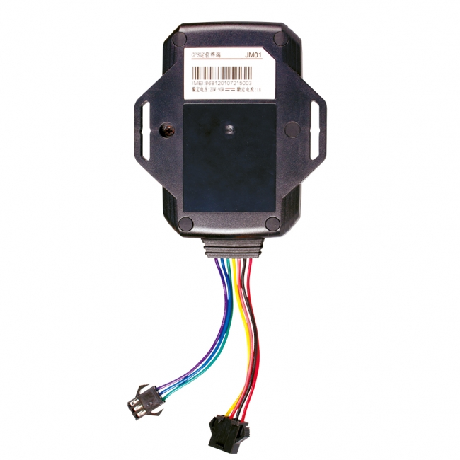 Прахоустойчив и водоустойчив GPS тракер за проследяване на моторно превозно средство JM01