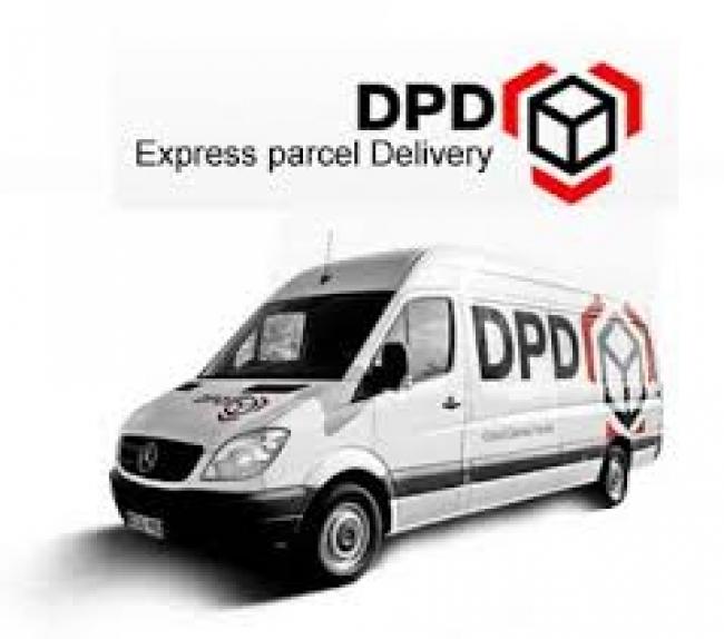 Доставка за ЕВРОПА с DPD до 1 кг. 5,6 дни
