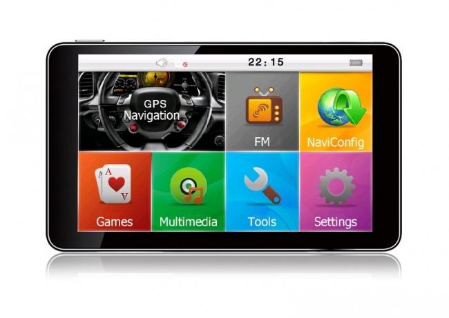 GPS навигация за кола MEDIATEK Extreme 5