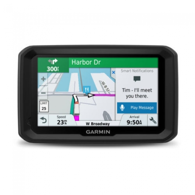 GPS за камион GARMIN DEZL 580 LMT-D EU BG WIFI