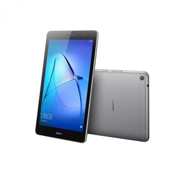3в1 Таблет Huawei MediaPad T3 TAB, 8 инча, Android 7, 2GB RAM,GPS навигация, DVR, навигация