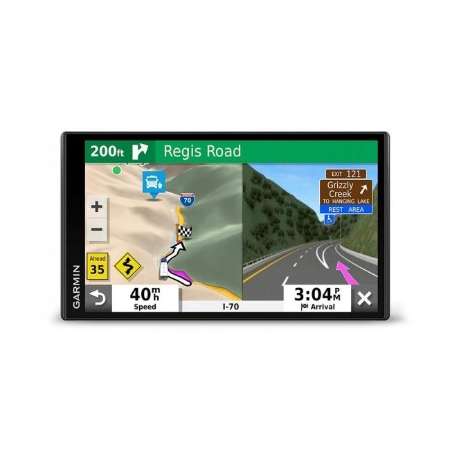 Garmin GPS навигация за кемпери CAMPER 780 MT-D