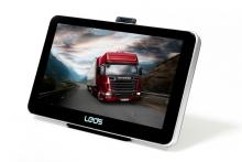 GPS навигация за камион LEOS A707 - 7 инча, 8GB, 128MB