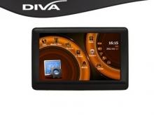 GPS навигация за кола DIVA 4305 FM