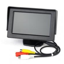 TFT LCD монитор за връзка с камера за задно виждане 4.3 инча