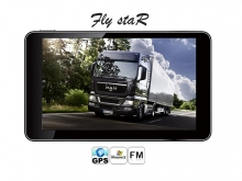 GPS навигация за камион Fly StaR X10 SE - 7 инча