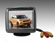 TFT LCD монитор за връзка с камера за задно виждане 3.5 инча