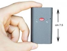 Тракер Преносим GPS/GPRS/GSM, SOS функция,GT03-BM