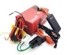 Тракер с вибрационен датчик и батерия 500mAh,GT06