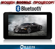 GPS навигация за кола ORION Z5BT– Bluetooth