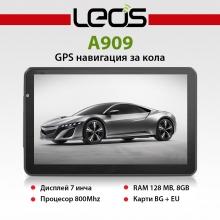 GPS навигация LEOS A909