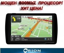 GPS навигация за камион ORION Q5 Truck – 5 инча
