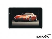 GPS навигация за кола DIVA 5019 EU - 256RAM
