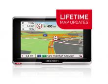 Becker transit 5 GPS навигация за камиони BG+EU