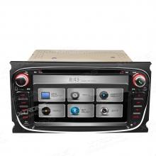 Вградена навигация 7 инча PX71FSF-B за Ford Focus, Galaxy, S-Max, Mondeo, GPS