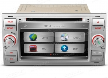 Навигация 7 инча PX70FSF-S за Ford C-Max,S-Max, Mondeo, Focus, GPS, USB