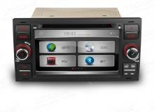 Двоен дин 7 инча PX70FSF-B за Ford Kuga, Mondeo, Fusion, S-Max, GPS, USB
