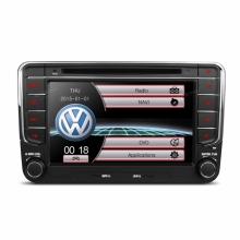 Навигация Двоен Дин 7 инча за VW ЕOS,Caddy,Golf plus,Golf V PF73MTV, GPS, USB