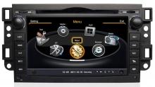 Навигация 7 инча за Chevrolet Captiva/Aveo/Epica C020G, GPS, Bluetooth, USB, iPod