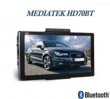 GPS навигация за кола MEDIATEK HD 70BT – BLUETOOTH, 256MB RAM