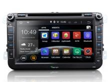 Навигация за VW двоен дин EONON GA5153F Android 4.4.4 DVD Player 8 инча
