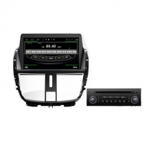 Двоен дин за Peugeot 207 (09-13) C207G-207, WinCE, GPS, 7 инча