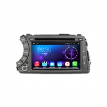 Навигация за SSANGYONG ACTYON KYRONC (06-12) 8158G-SY, ANDROID, GPS, DVD, 7 инча