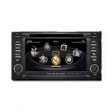 Навигация двоен дин за Subaru IMPREZA (08-13) C062G-2-SB , DVD, GPS,  6.2 инча