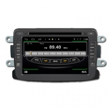 GPS навигация RENAULT DUSTER M157G-RD ANDROID QUAD-CORE 7 инча
