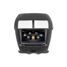 Навигация за Mitsubishi ASX C026G-ASX, GPS, DVD, 8 инча