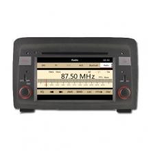 Навигация за Fiat Lancia Musa(04-08) 8718G-2-FIA , WinCE, GPS, DVD, 7 инча