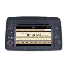 Навигация за Fiat Panda(04-13) 8722G-FIA, WinCE, GPS, DVD, 7 инча